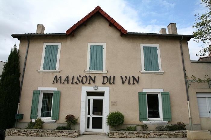 Vacqueyras maison du vin에서 시음 (1).jpg